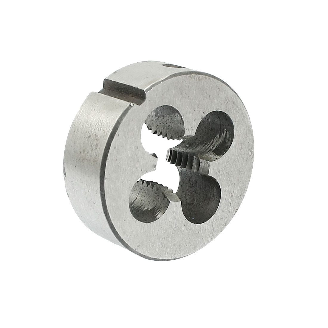 Steel 38mm Outside Dia M12 Round Thread Die Hand Tool