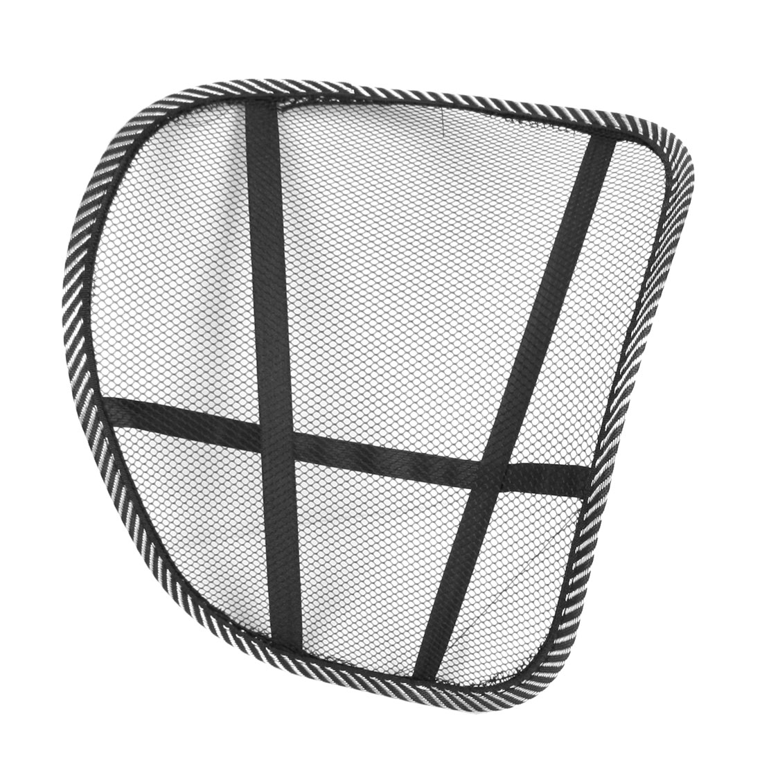 Home Chair Truck Car Seat Cooling Air Flow Mesh Back Rest Support