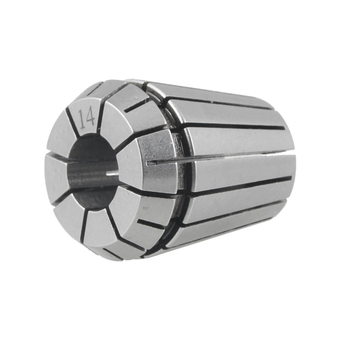 Round Chuck Mill Stainless Steel Spring Collet ER32 ER-32 14mm