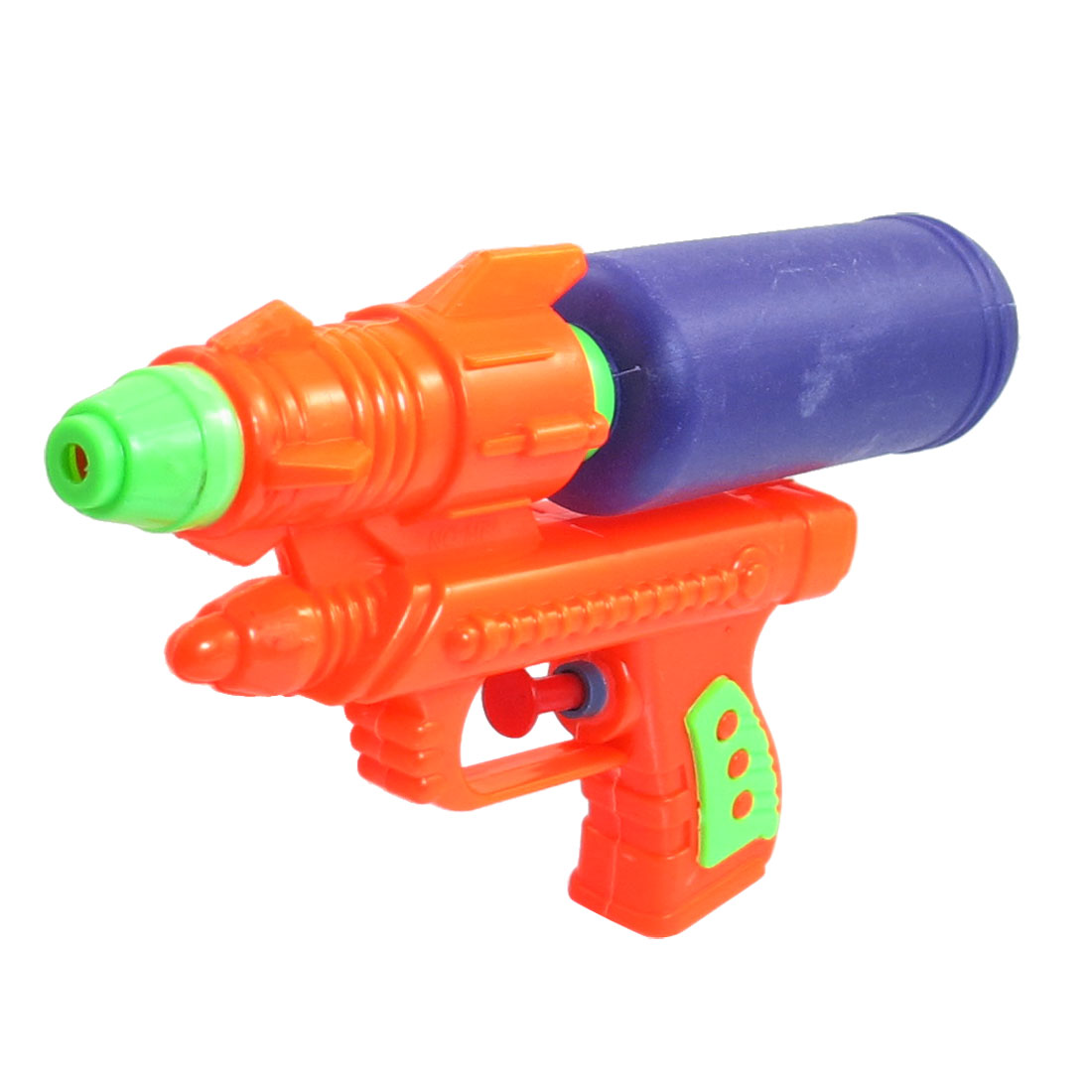 Kids Children Fuchsia Purple Fun Water Warfare Toy Plastic Squirt Gun