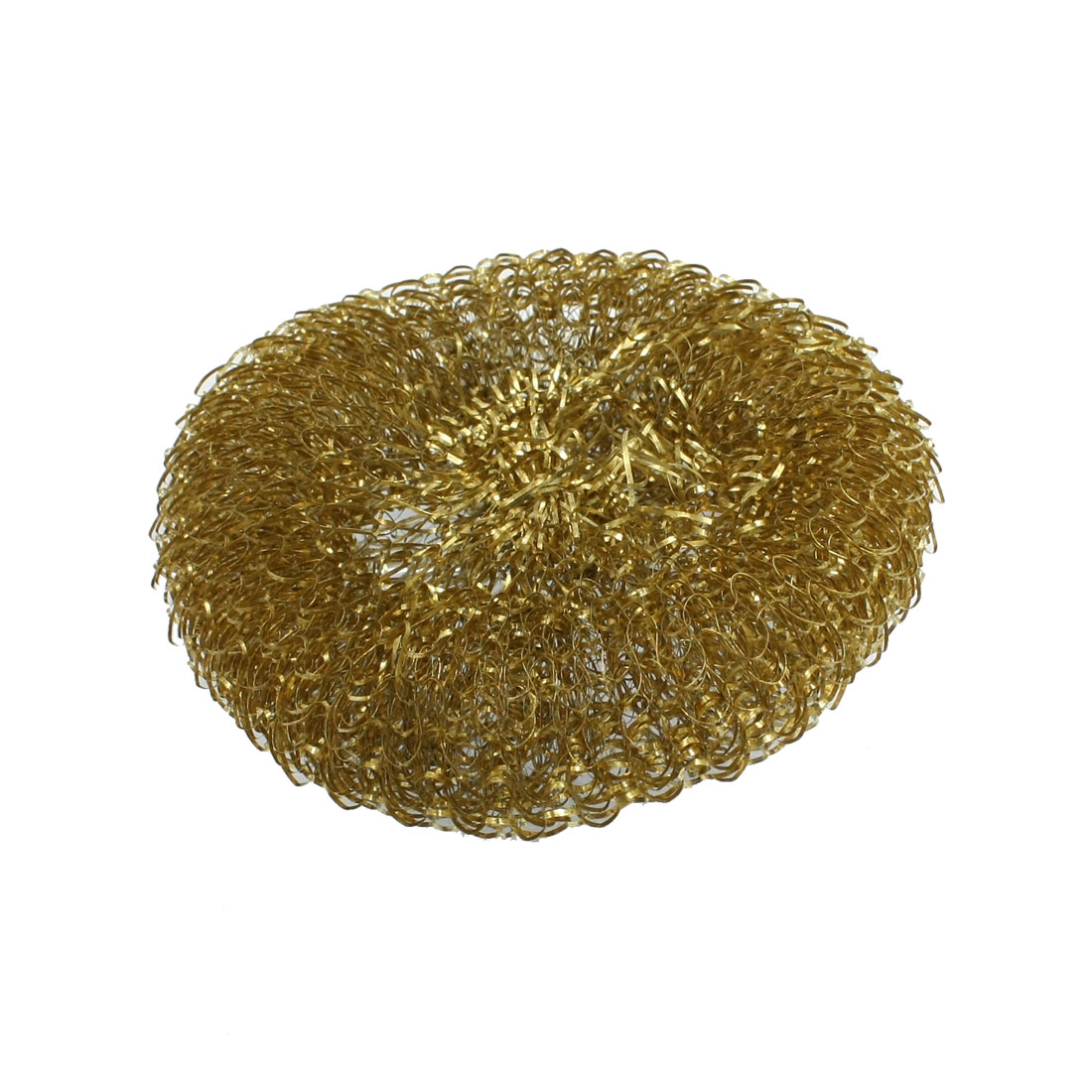 Soldering Solder Iron Tip Machine Brass Spiral Scourer Cleaning Ball