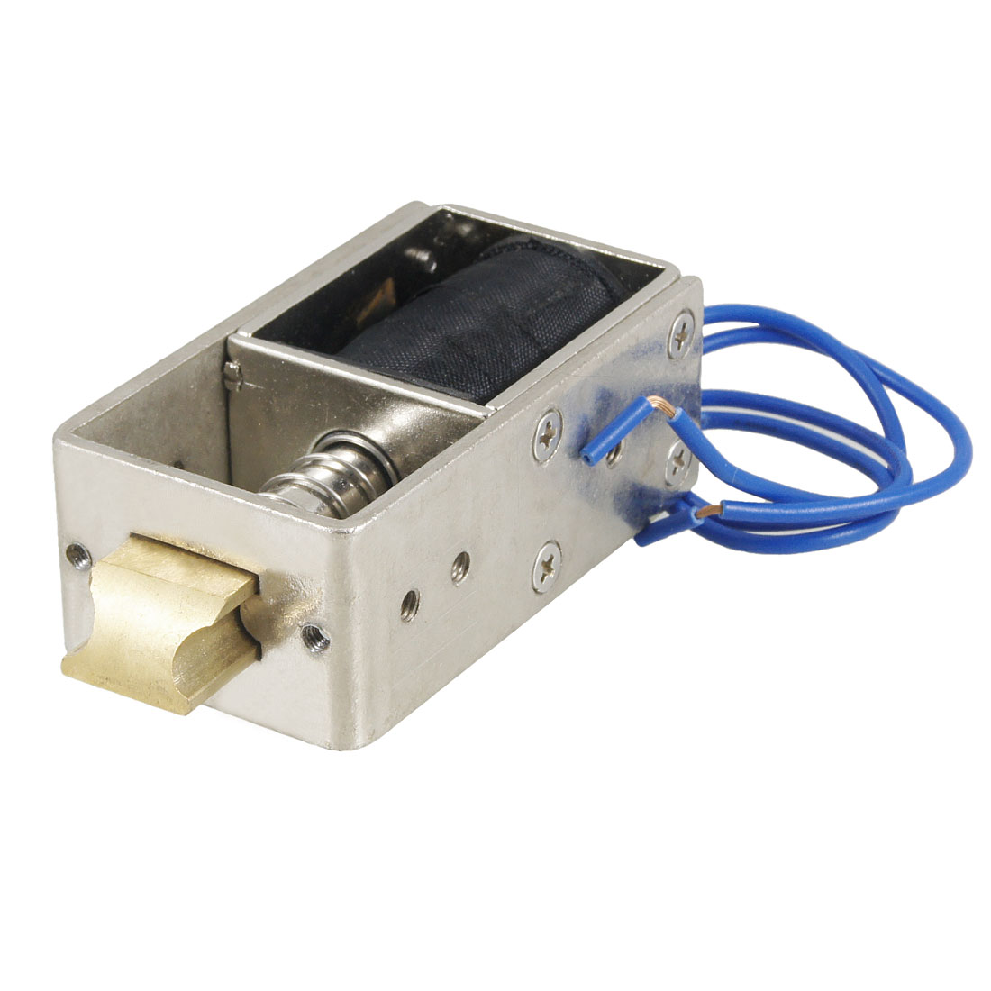 DC 12V 2.5A 40N Open Frame Type Solenoid for Electric Door Lock