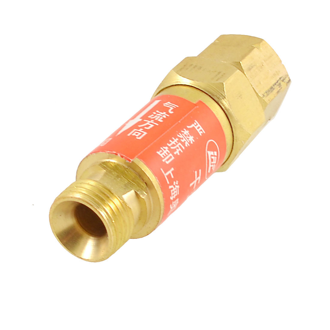 HF-2 Metal Flashback Arrestor Acetylene Gas Check Valve Replacements