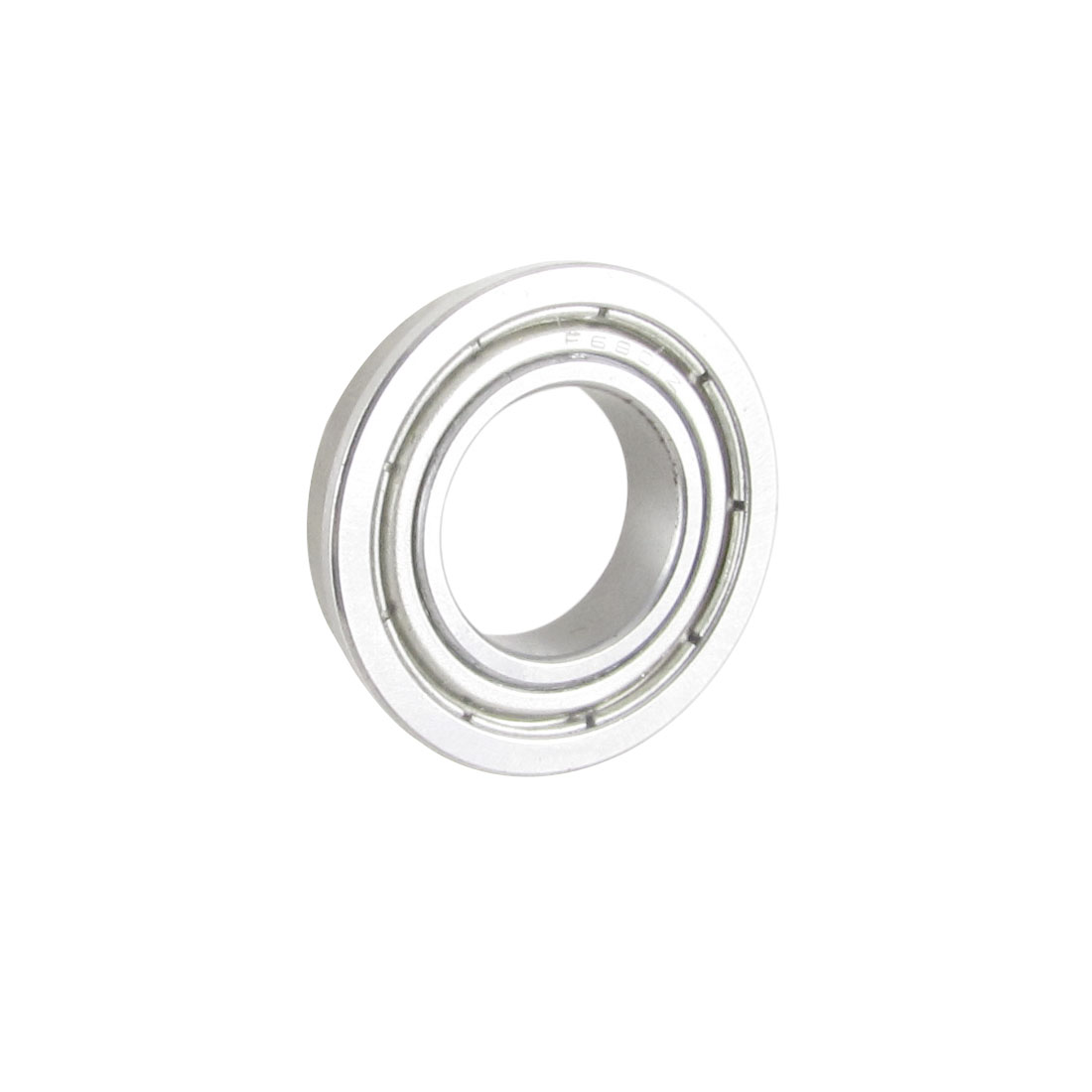 Flanged 12mm x 21mm x 5mm Shield Miniature Ball Bearing F6801Z
