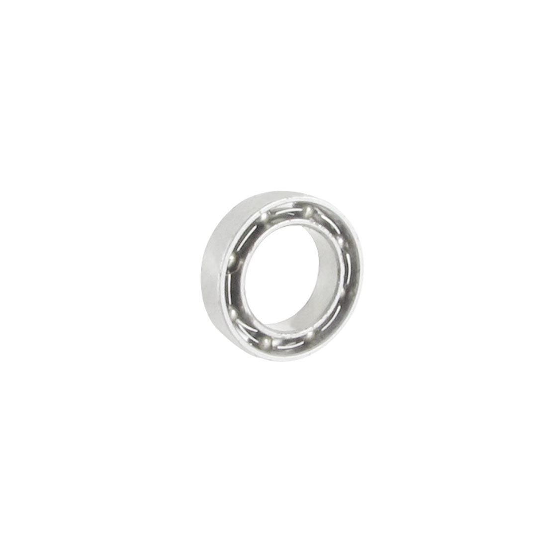 Stainless Steel Single Row Open Type Ball Bearing 5mm x 8mm x 2mm