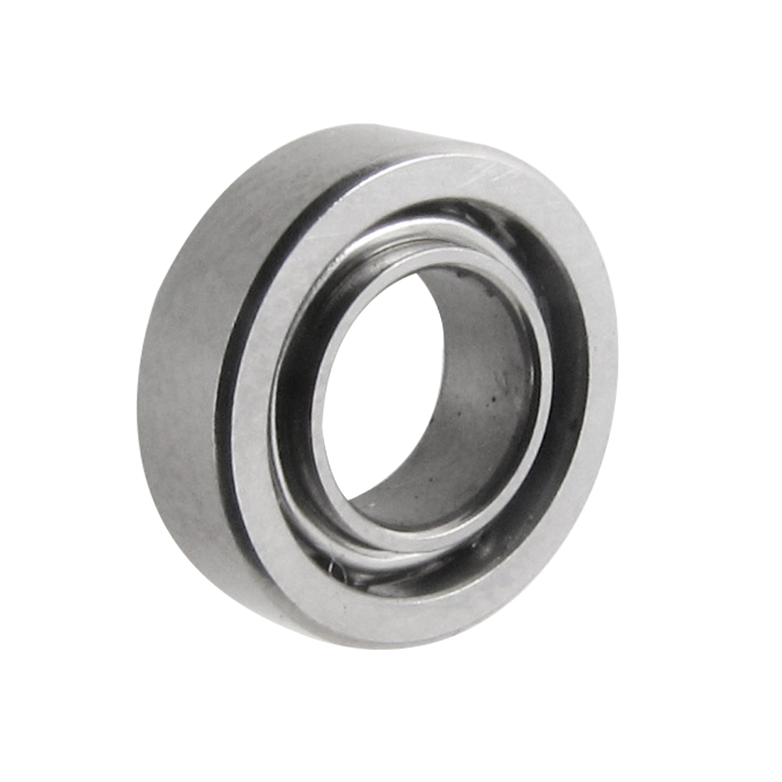 10mm x 5mm x 3mm Non Sealed Electric Hammer Deep Groove Ball Bearing Silver Tone