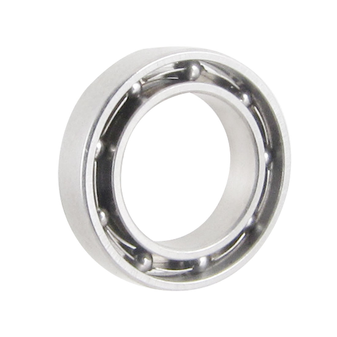 Stainless Steel Open Type Deep Groove Ball Bearing 7mmx11mmx2.5mm