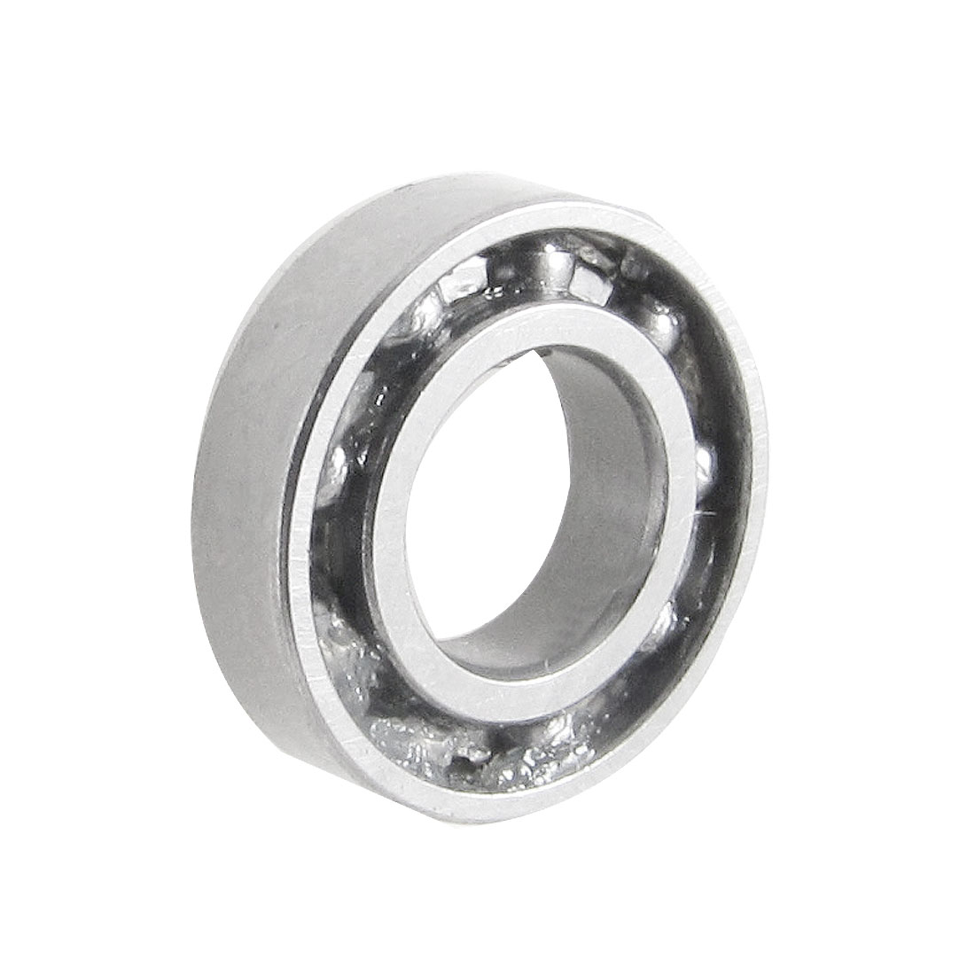 Skateboard Stainless Steel Open Type Deep Groove Ball Bearing 8mmx16mmx4mm