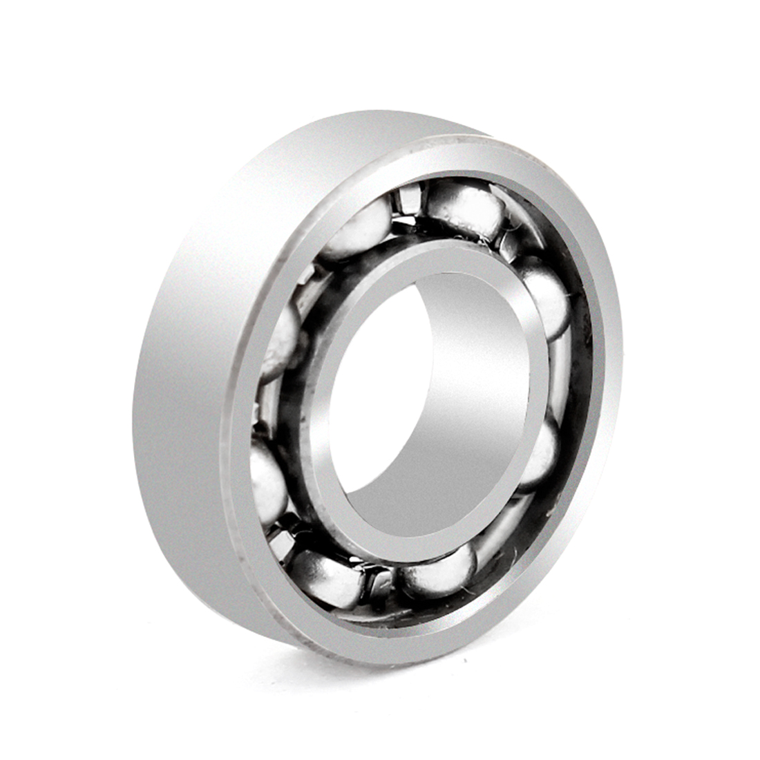 13mm x 6mm x 3.5mm Deep Groove Ball Bearing Silver Tone for Electric Hammer