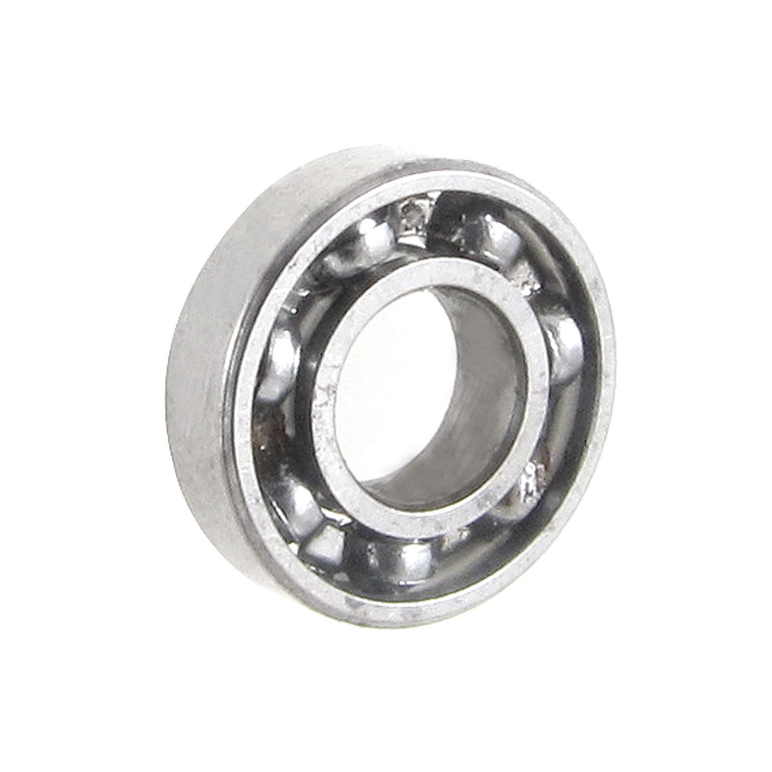 5mm x 11mm x 3mm Shields Radial Miniature Deep Groove Ball Bearing Silver Tone