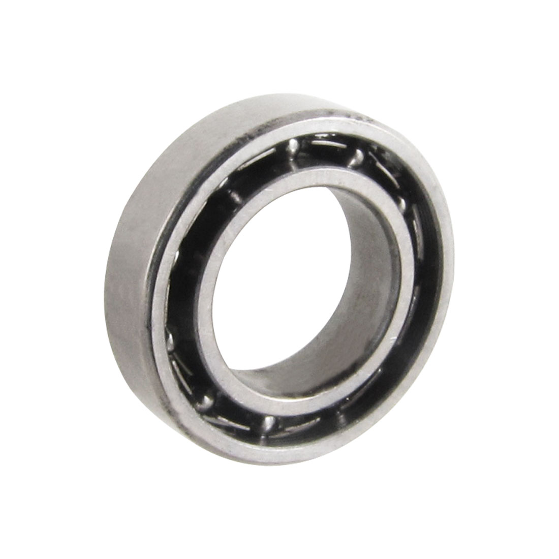 8mm x 14mm x 3.5mm Open Stainless Steel Deep Groove Ball Bearing