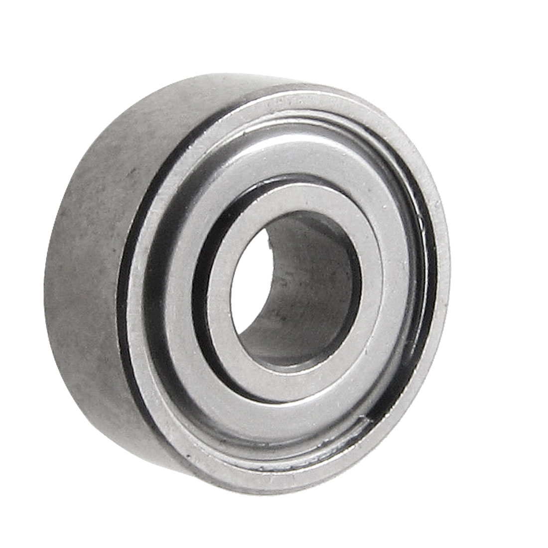 4mm x 11mm x 4mm Shielded Deep Groove Radial Ball Bearing Stainless Steel