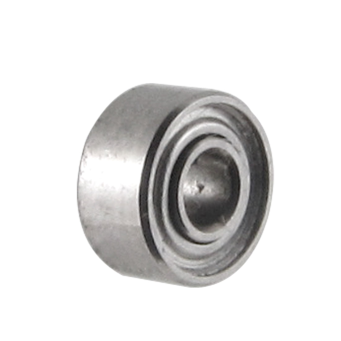 Silver Tone Metal Sealed Deep Groove Radial Ball Bearing 1.5mm x 4mm x 2mm