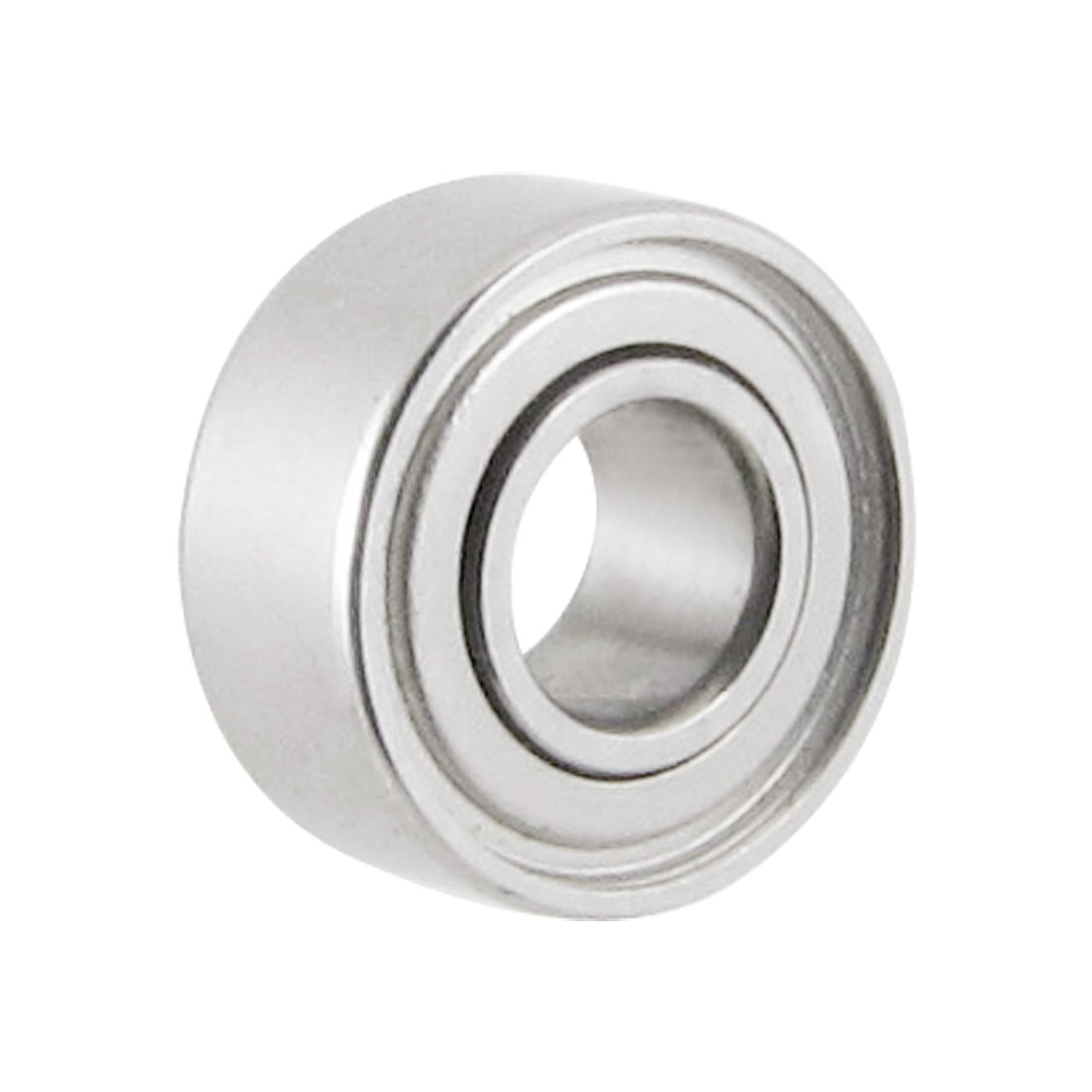 3mm x 7mm x 3mm Metal Shielded Sealed Deep Groove Radial Ball Bearing