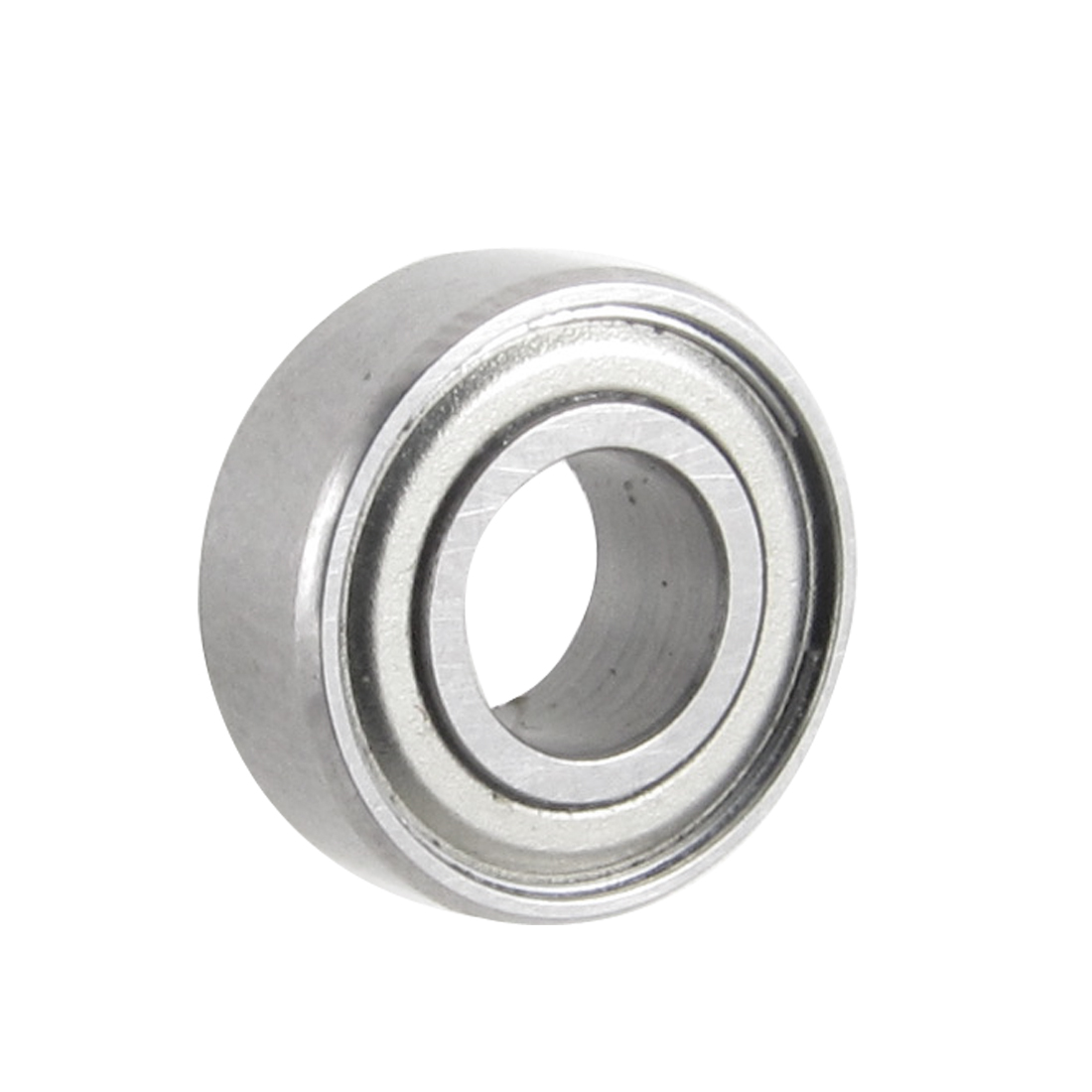 Stainless Steel Dual Shielded Deep Groove Radial Ball Bearing 5mmx11mmx4mm