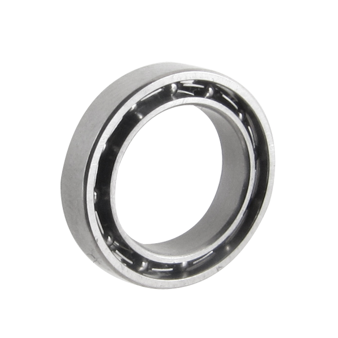 12mm x 8mm x 2.5mm Non Sealed Electric Hammer Deep Groove Ball Bearing Silver Tone