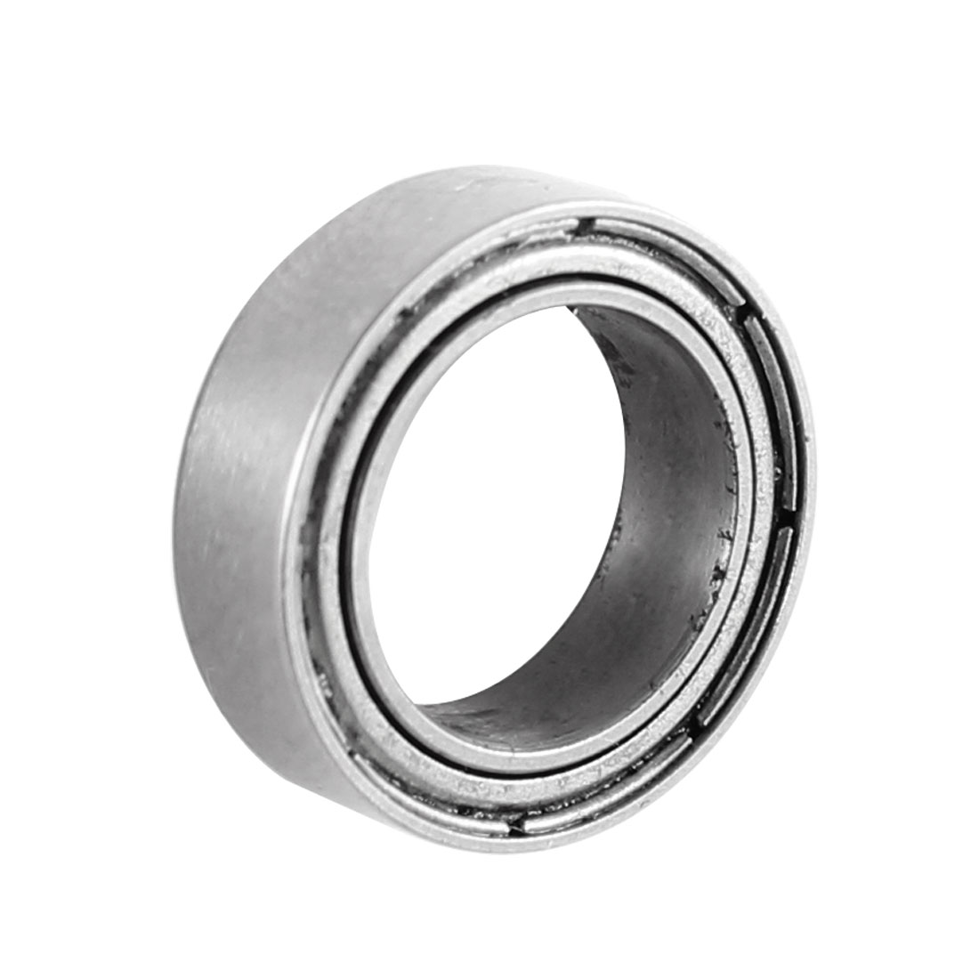 8mm x 12mm x 3.5mm Metal Sealed Deep Groove Radial Ball Bearing