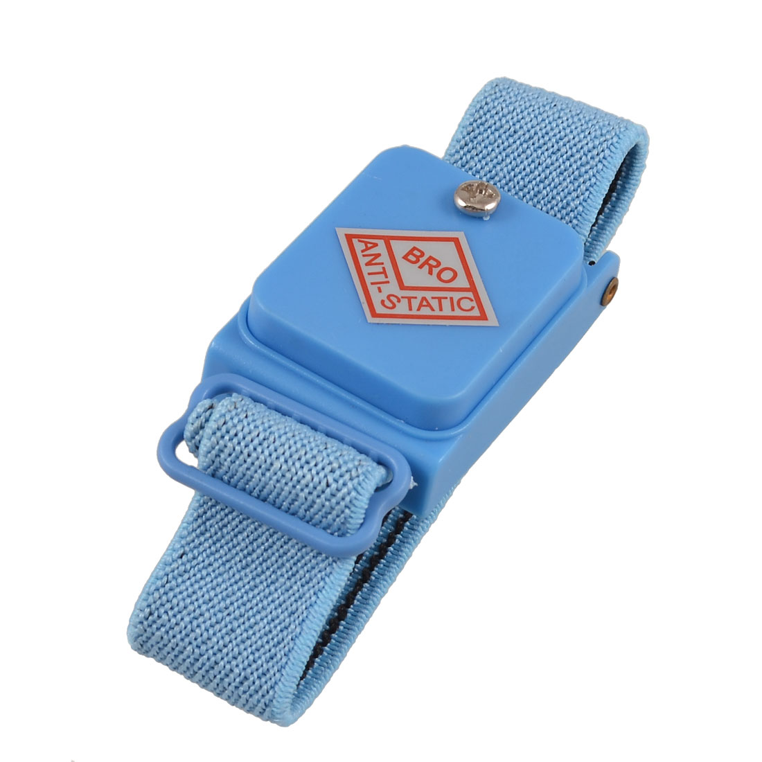 Blue Wireless Anti Static Cordless ESD Discharge Cable Wrist Band Strap