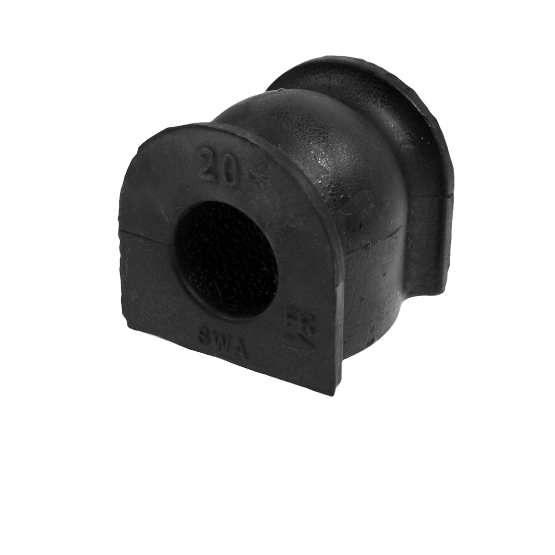Car Front Stabilizer Bar Rubber Bushing Black Part 51306-SWA-A01