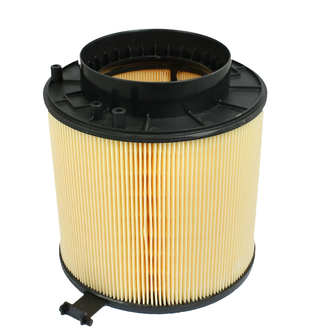 Car Air-intake System Cartridge Air Filter Black Yellow 8K0-133-843
