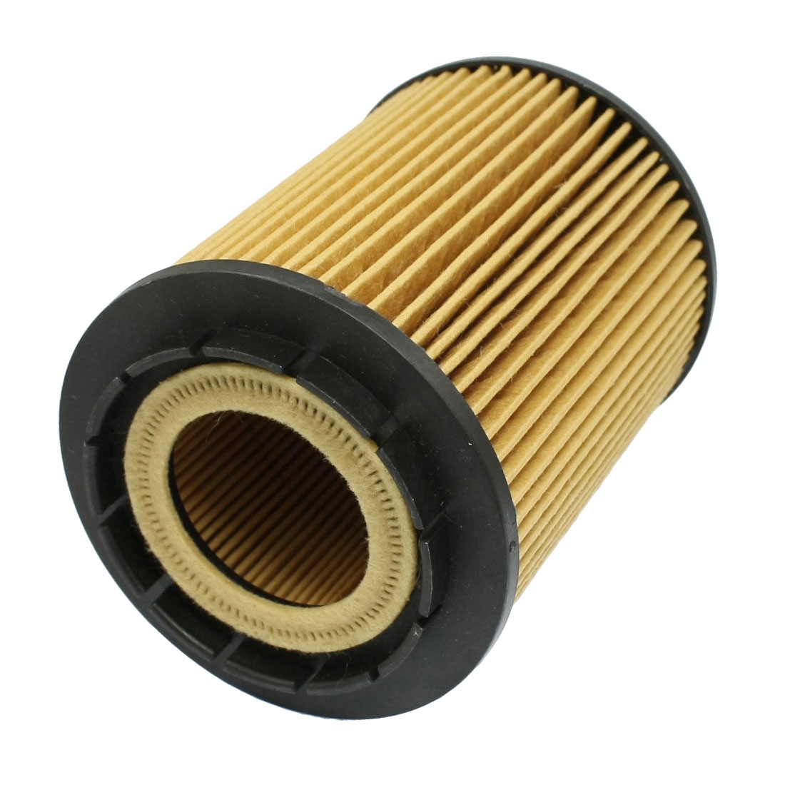 Car Auto Engine Cartridge Oil Filter Yellow Black SA032