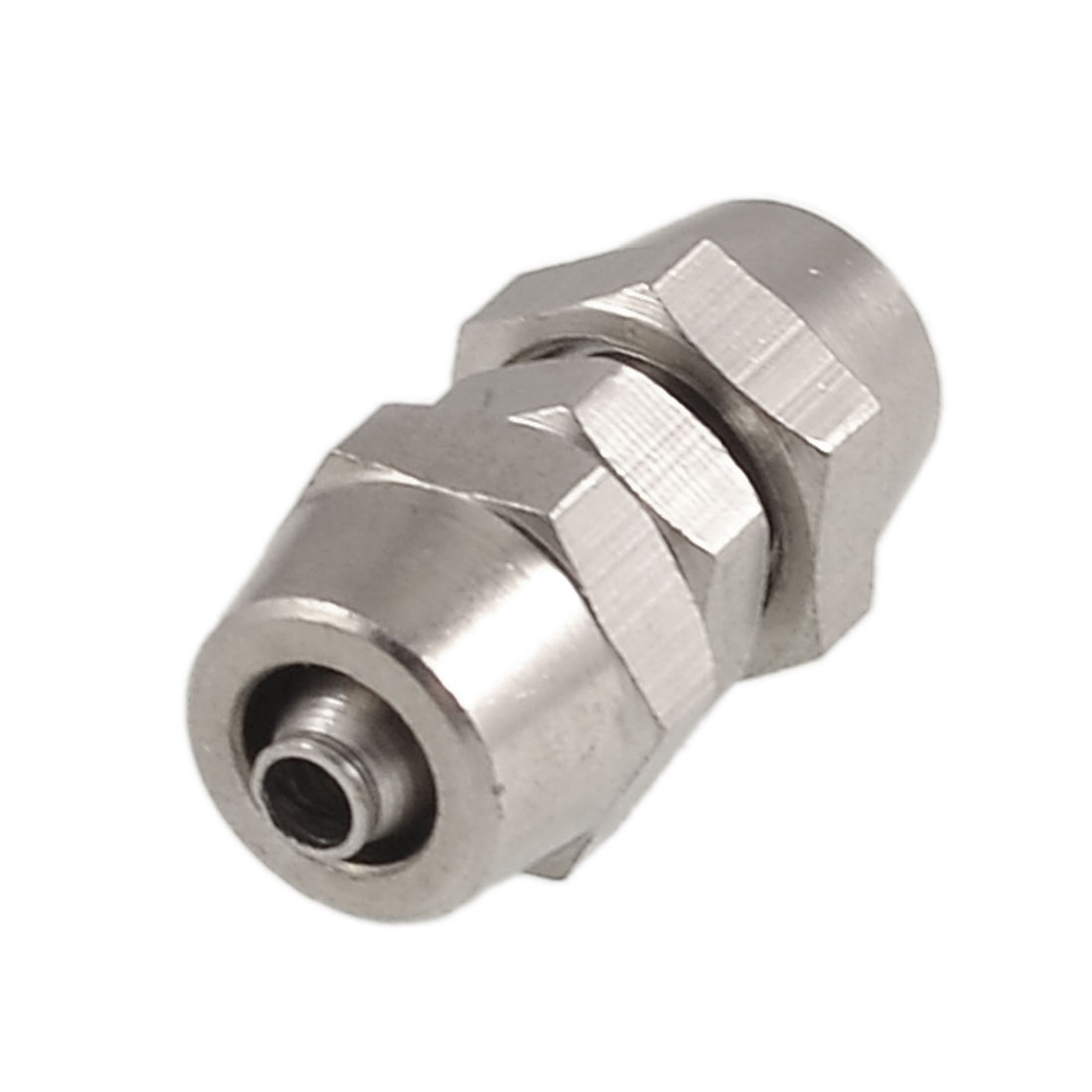 3.5mm x 6mm Pneumatic Air Tube Straight Quick Coupler Connector Fitting