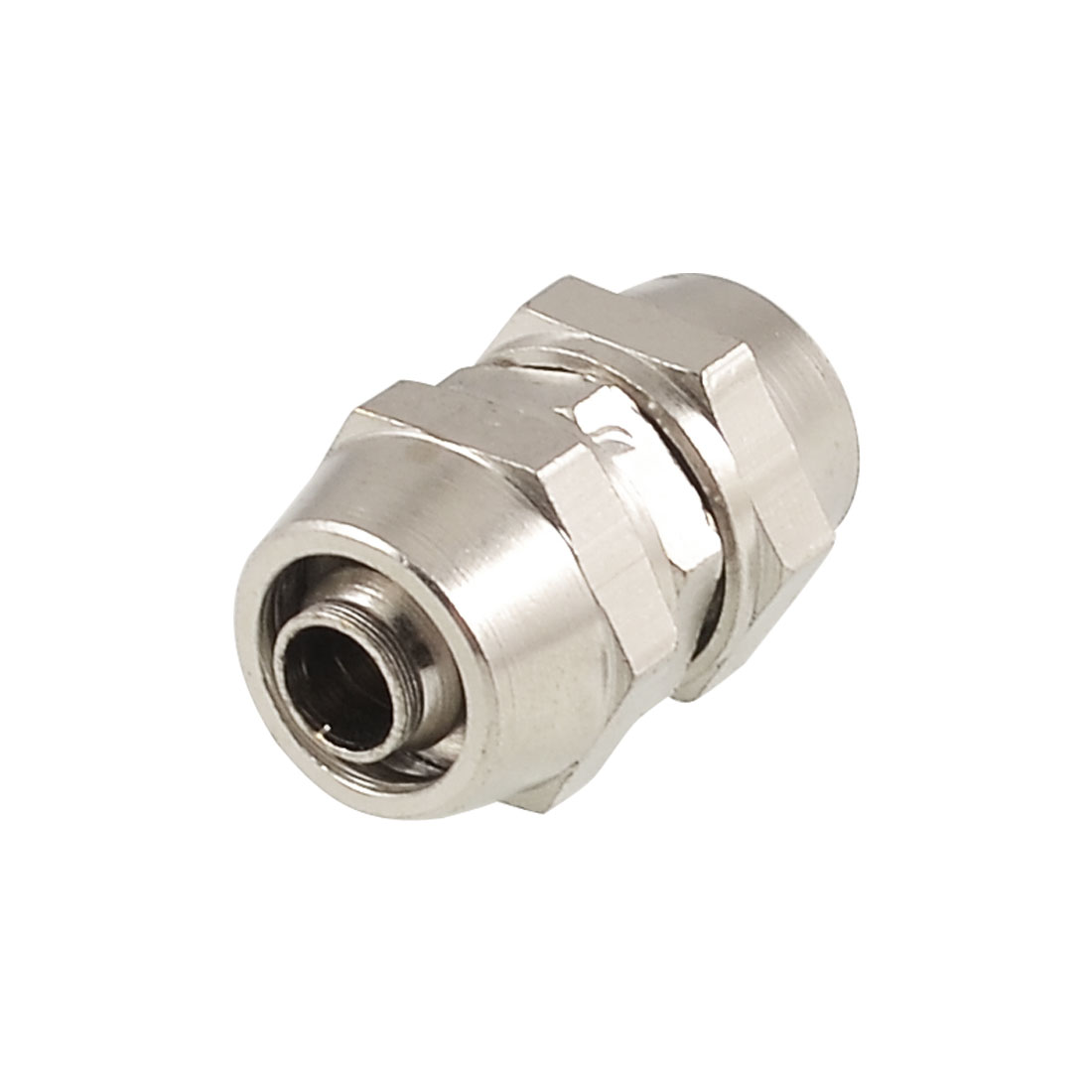 6mm x 10mm Pneumatic Air Tube Straight Quick Coupler Coupling Connector