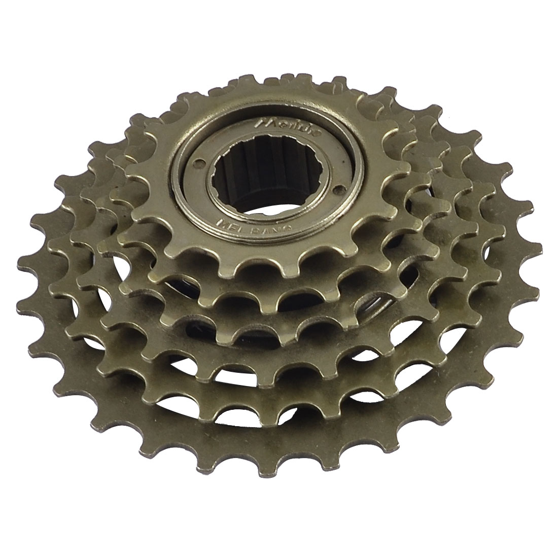 Bike Metal Scooter Sprocket Wheel 6 Speed Freewheel Repair Part
