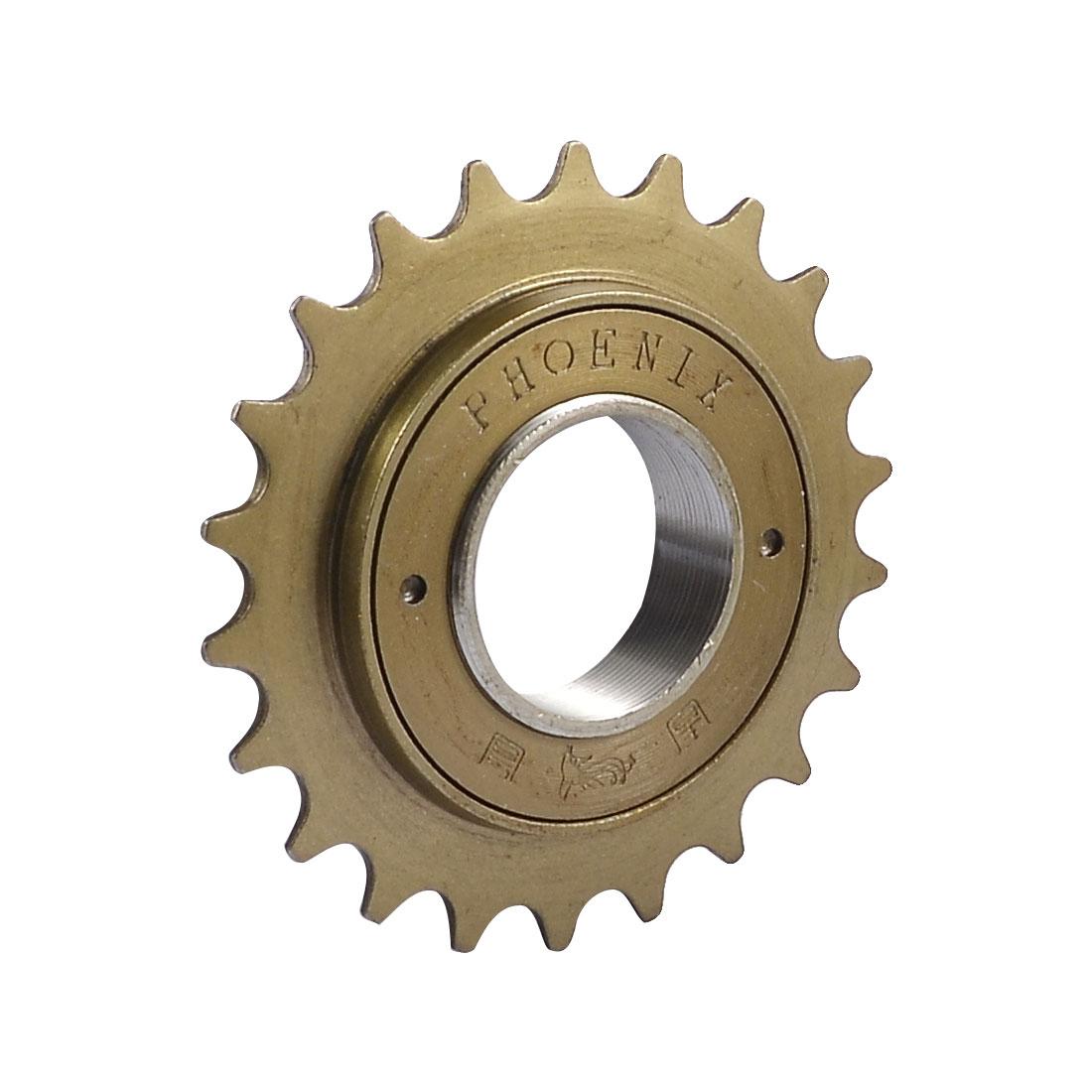 Bike Bicycle Replacement 22 Teeth Sprocket Wheel Freewheel