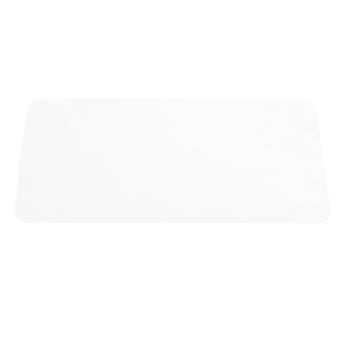 "14.4"" x 5.6"" Clear Silicone Keyboard Protective Film Cover for Apple Macbook Pro"