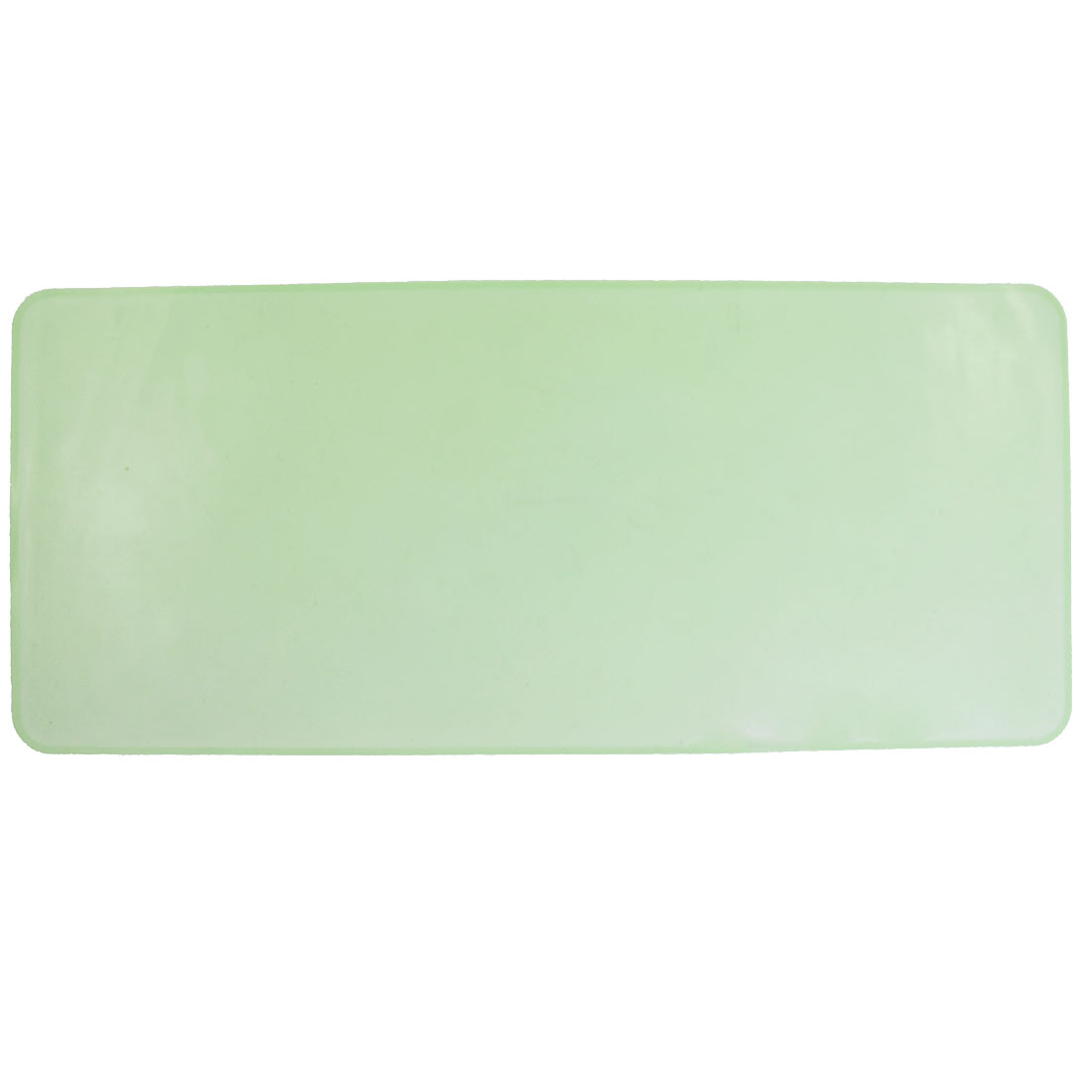 "Clear Green Silicone Skin Keyboard Protector Film for 13.3"" Widescreen Laptop"