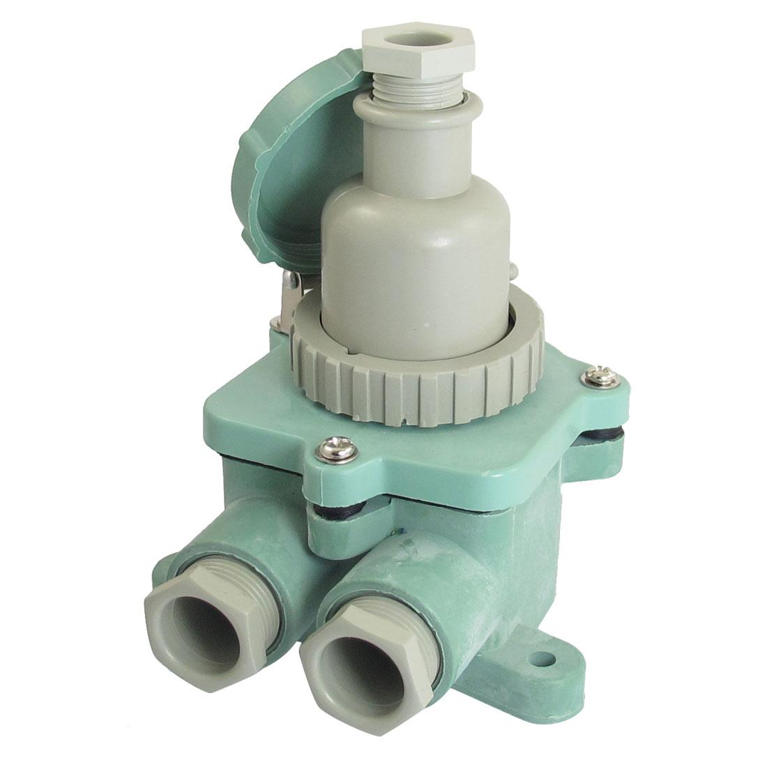 AC 250V 20A 2P+E Water Resistant Marine Plug Socket Set Z-1M/T-1MA