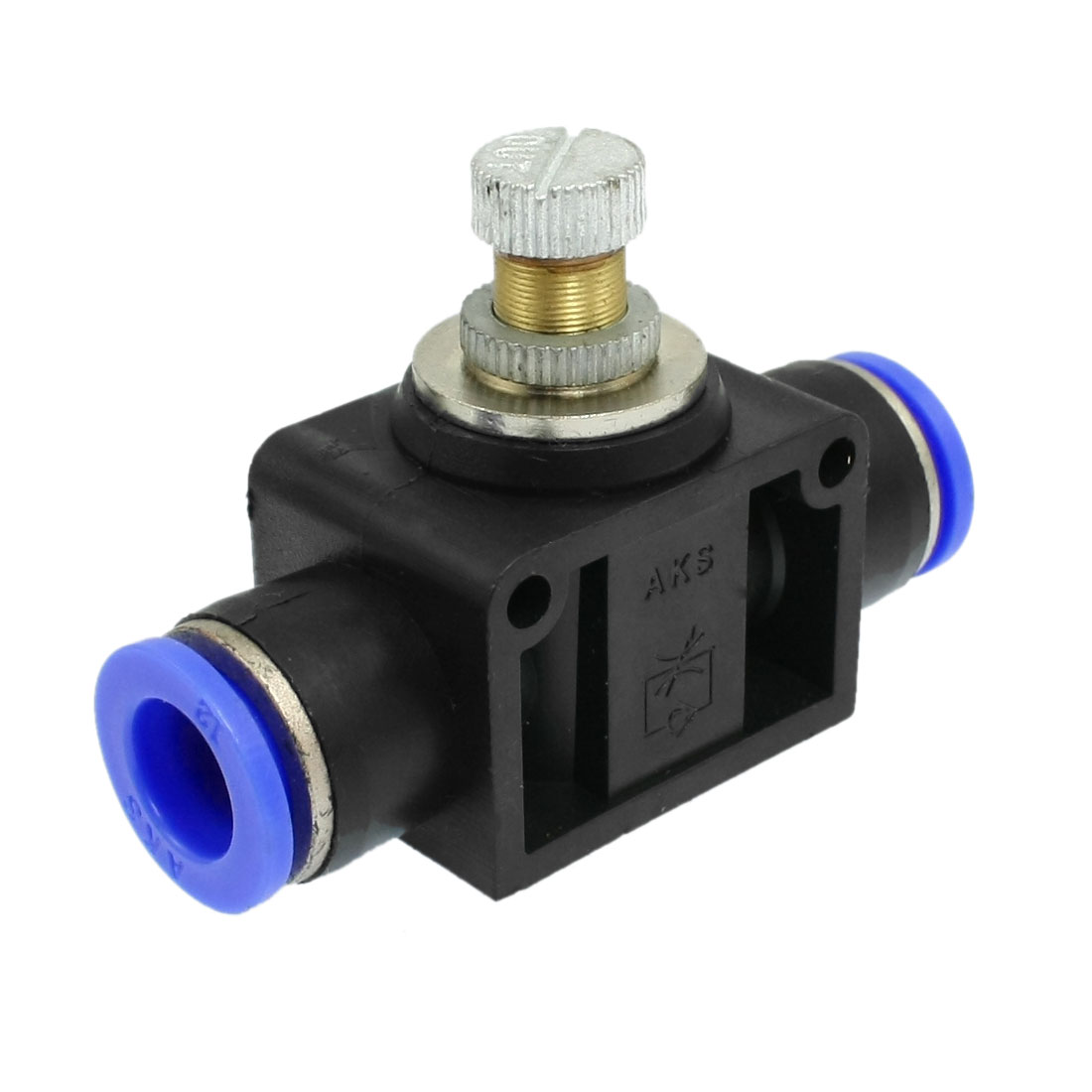 12mm to 12mm Push In Quick Connector Air Pneumatic Speed Controller