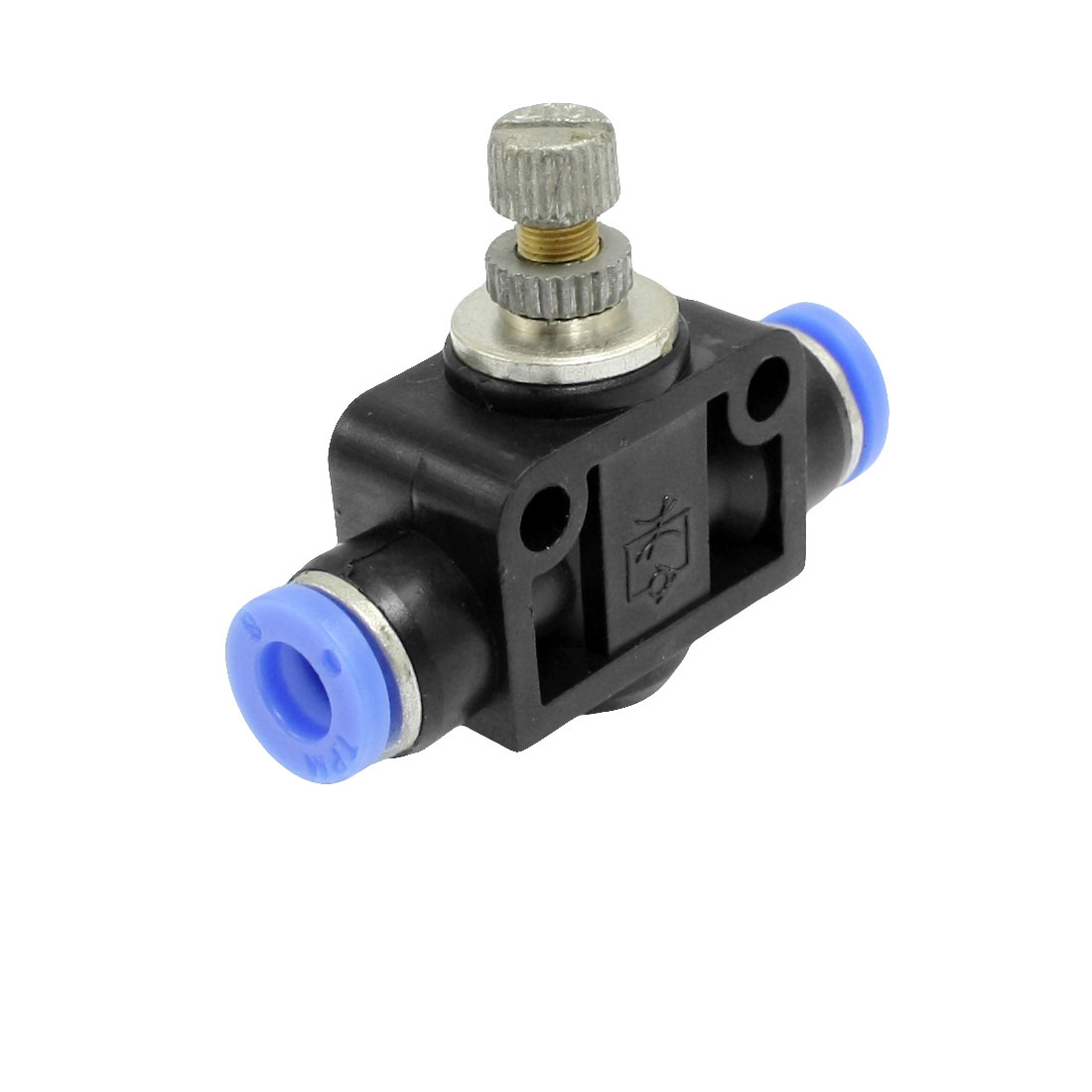 6mm to 6mm Push In Quick Connector Air Pneumatic Speed Controller