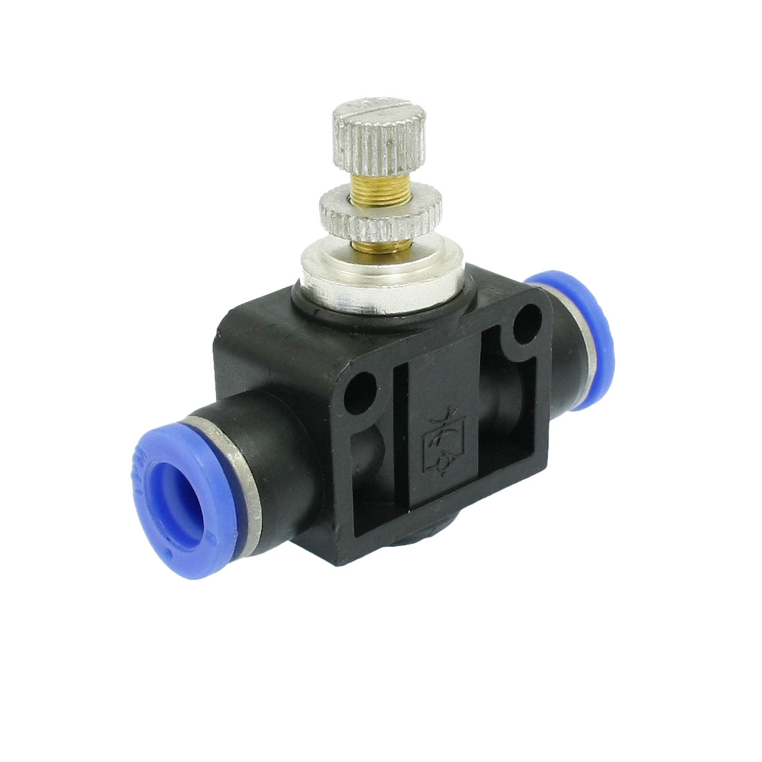 8mm to 8mm Push In Quick Connector Air Pneumatic Speed Controller