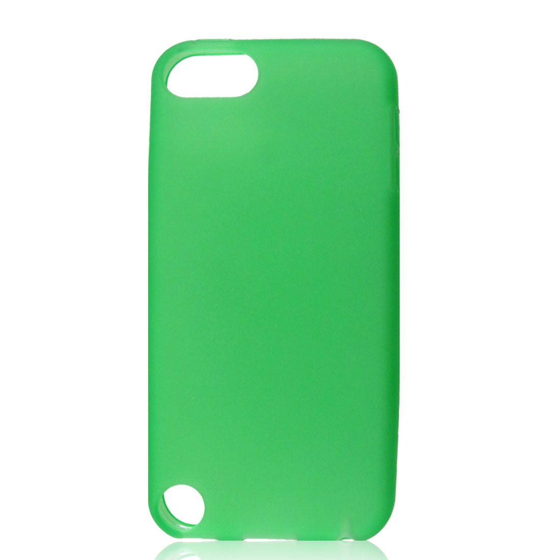 Green Soft Plastic Case Cover Shell for Apple iPod Touch 5 5th