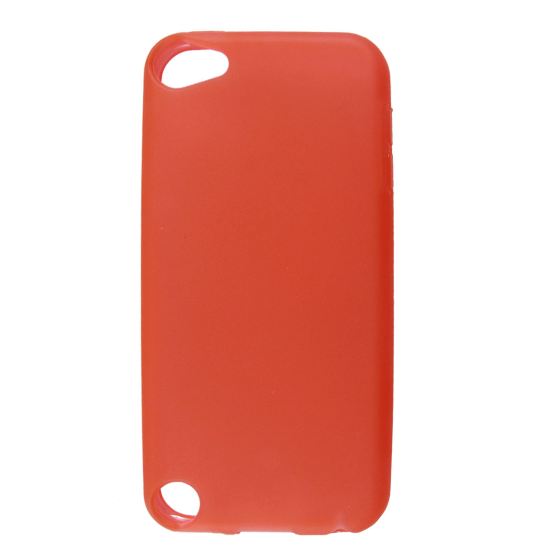 Red Soft Plastic Case Cover Protector for Apple iPod Touch 5 5th