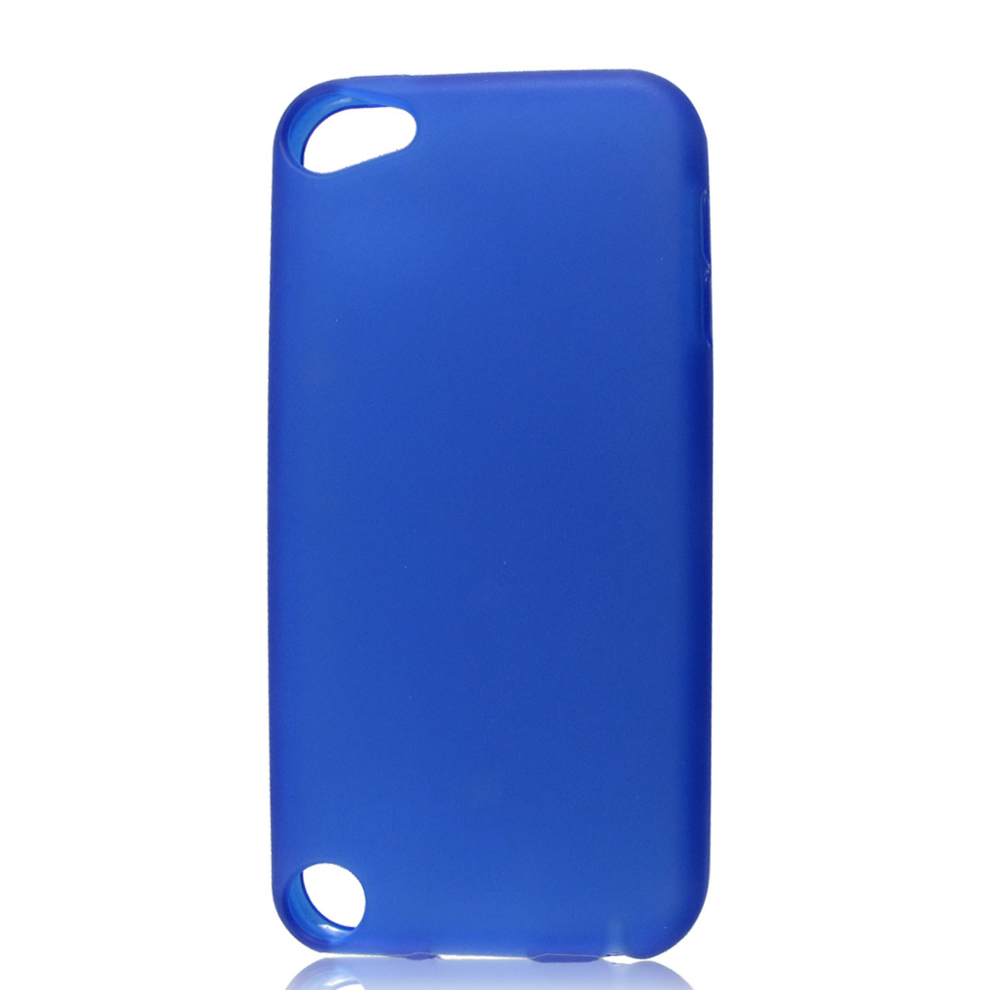 Blue Soft Plastic Case Cover for Apple iPod Touch 5 5th