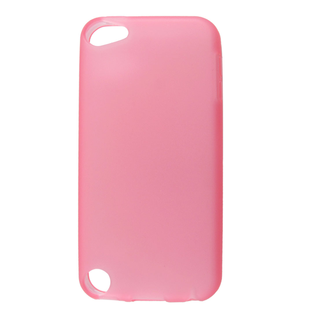 Pink Soft Plastic Case Cover Protector for Apple iPod Touch 5 5th