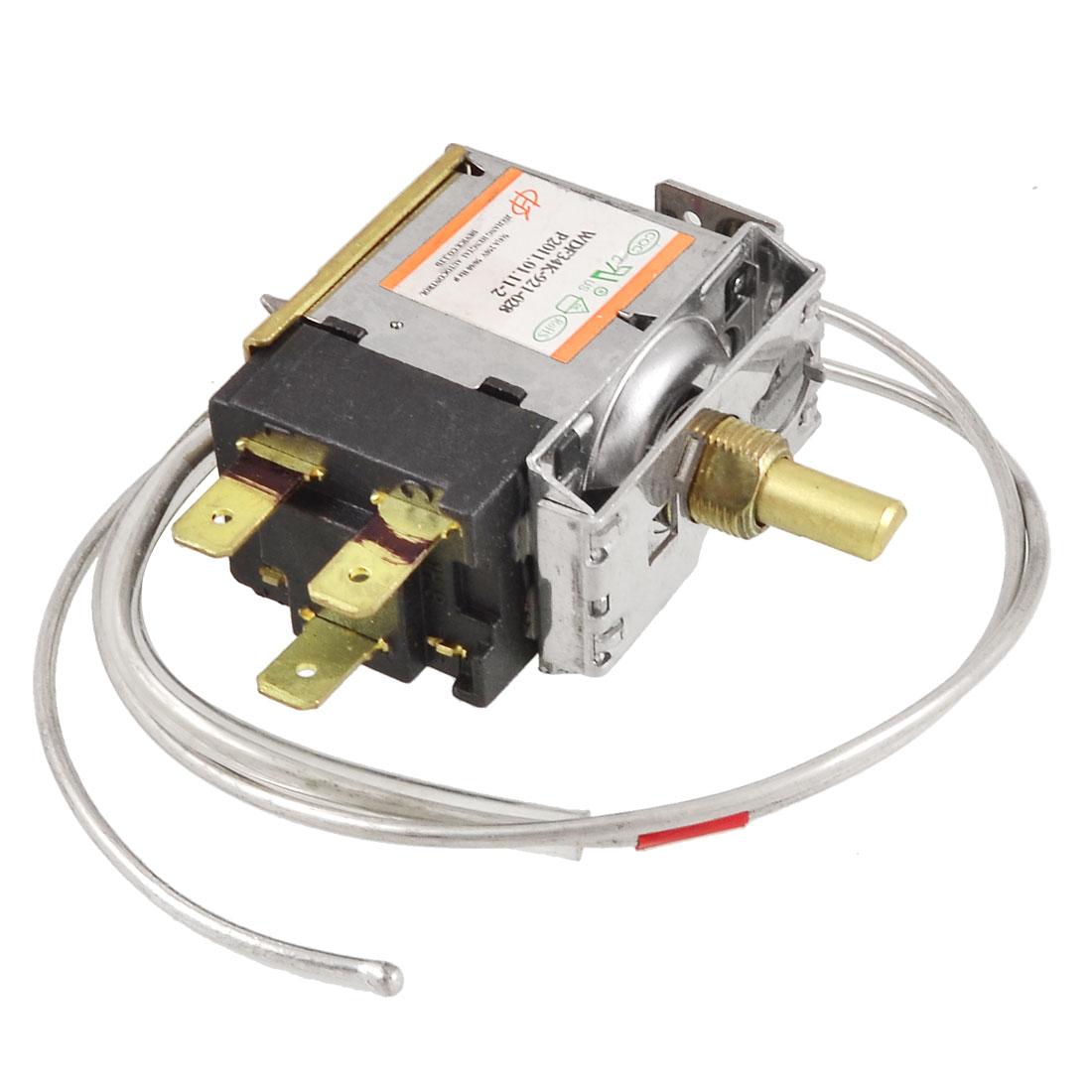 AC 250V 5A 3 Pole Terminals Refrigerator Temperature Controller 5 -15 Celsius WDF20-L