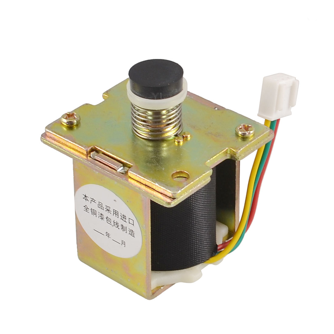 DC3V Self Absorption Solenoid Valve for Gas Fast Water Heater