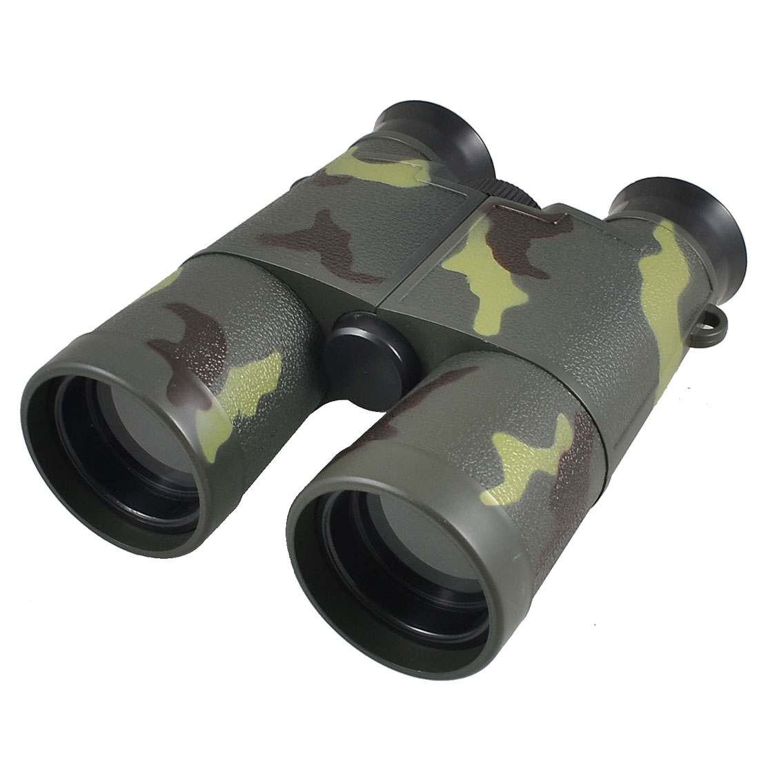 Camouflage Color Plastic 6 x 35mm Binocular Toy for Child Kids