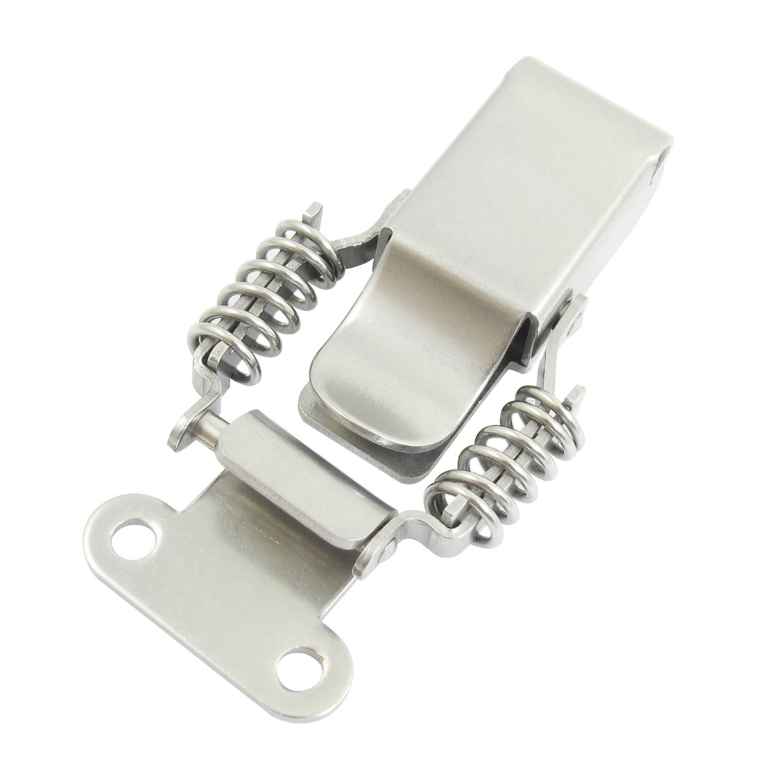 "Fittings 3.7"" Compression Spring Loaded Stainless Steel Toggle Latch Catches"