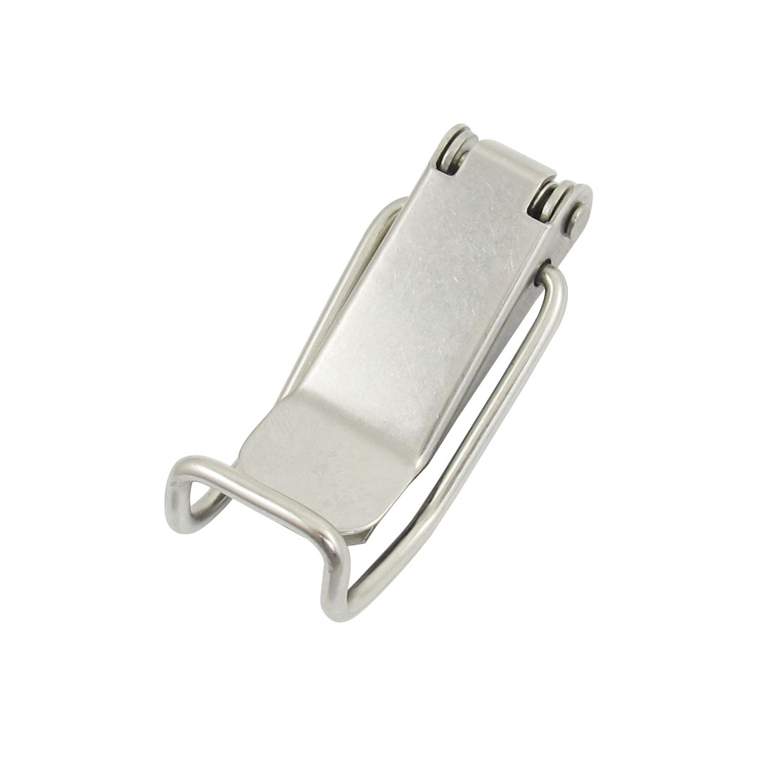 "Drawer Closet Hardware 2.7"" Long Stainless Steel Toggle Latch Catch"