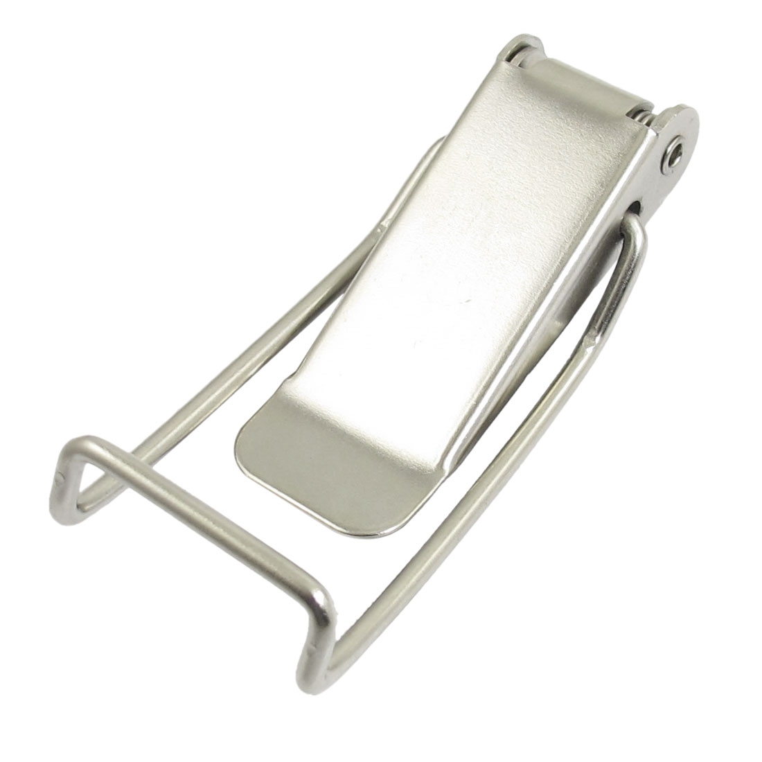 """Toolbox Case Hardware 4.5"""" Long Iron Toggle Latch Catch"""