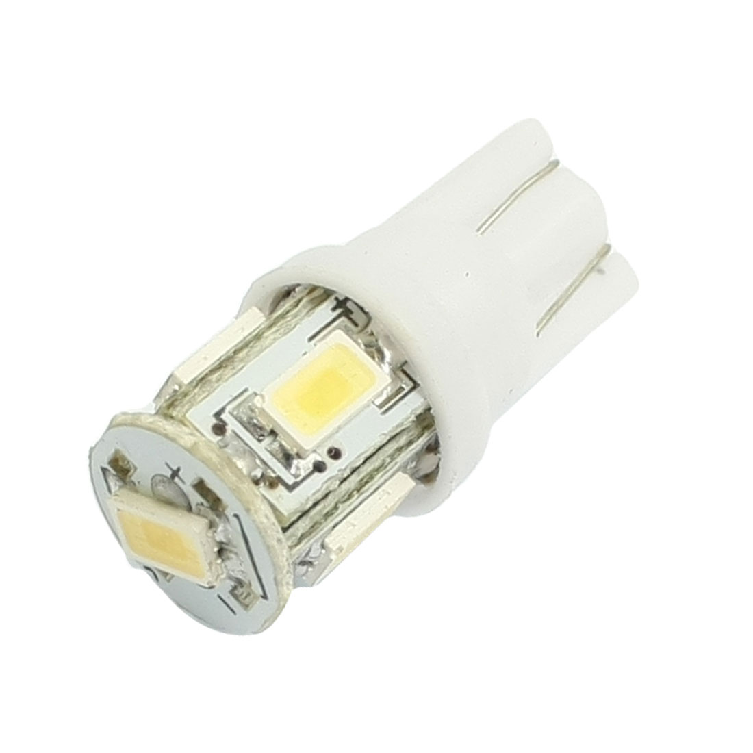 Vehicle Car T10 5 LED 5630 SMD White W5W Car Side Wedge Light Lamp Bulbs