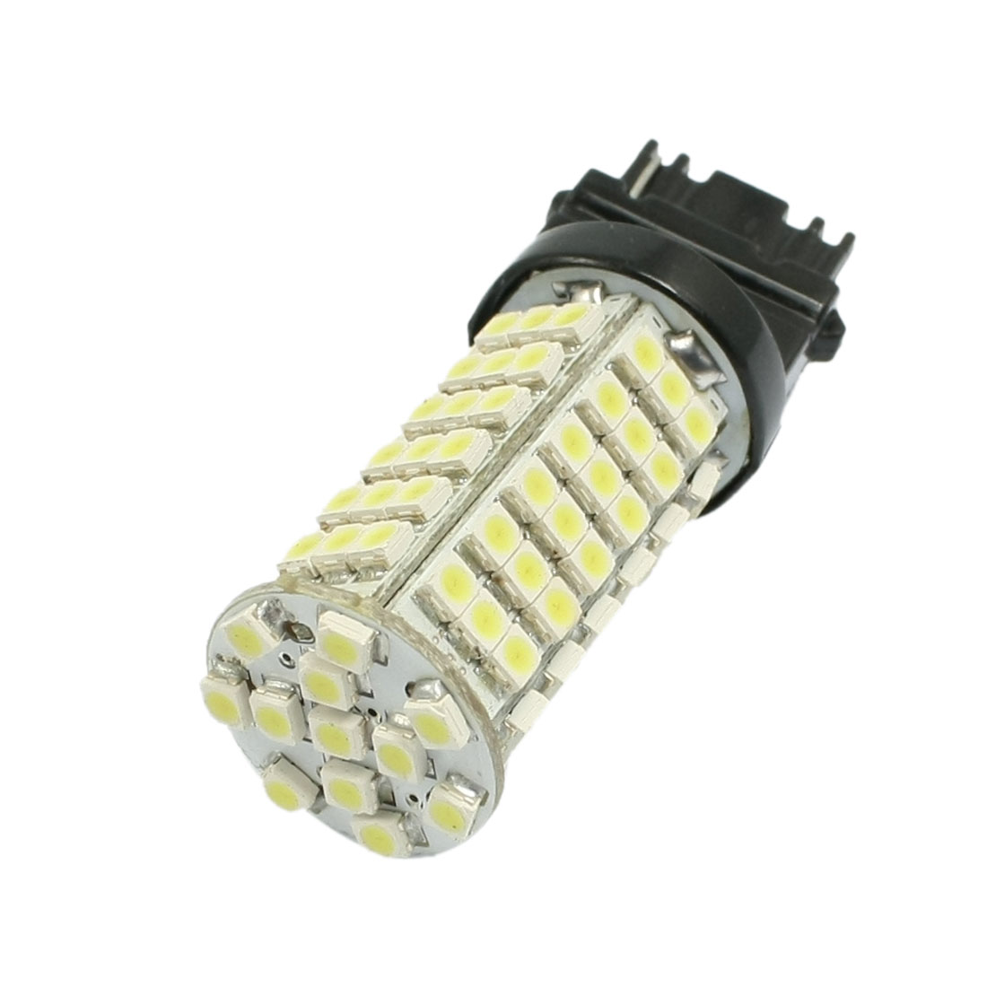 T20 102 White SMD 1210 LED Tail Turn Signal Reverse Car Light Bulbs
