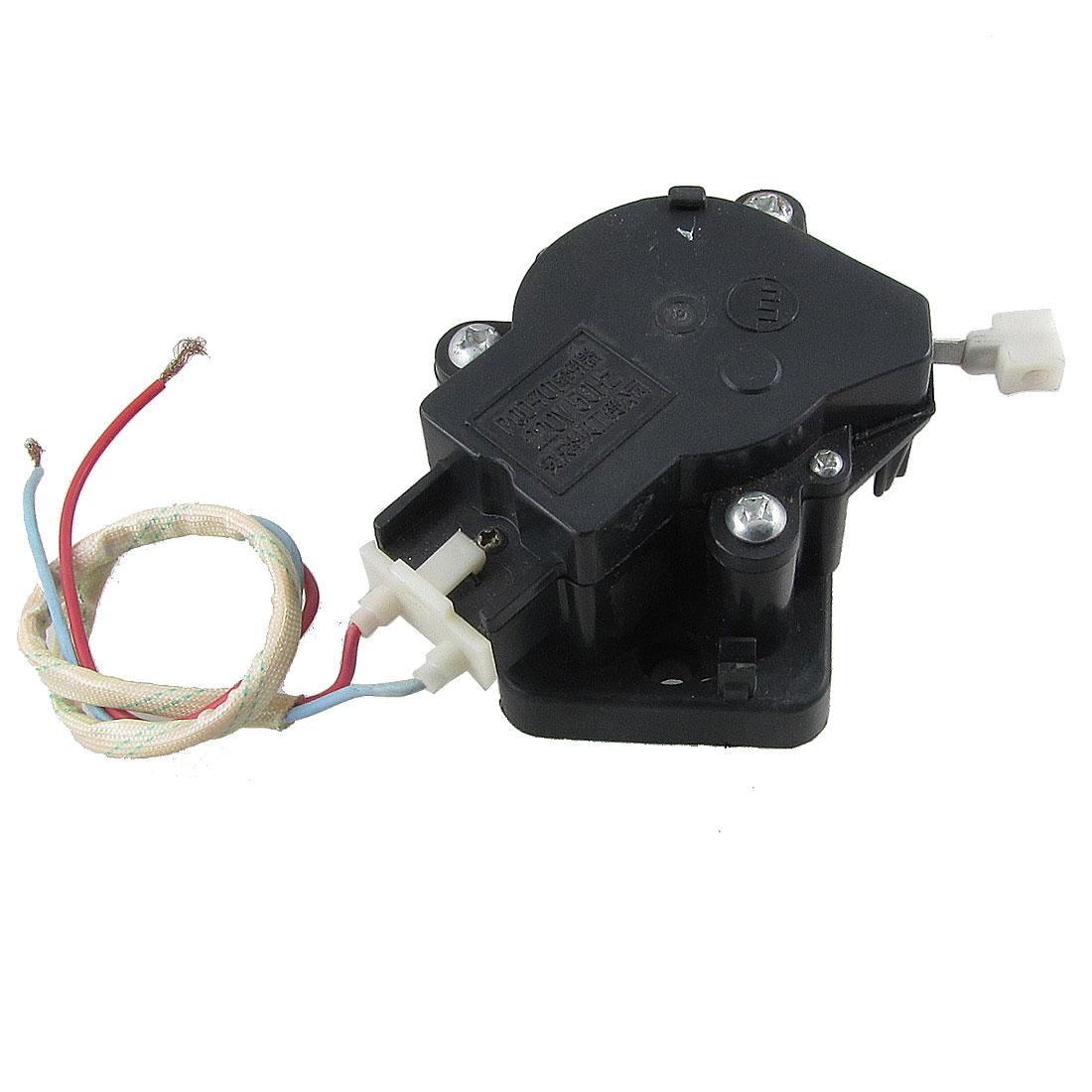 Washing Machine Washer Component Black Drain Motor Tractor AC 220V 50Hz