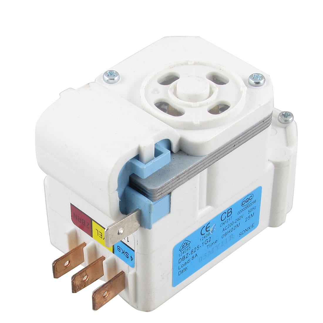 AC 200V-240V 8A 50Hz Fridge Refrigerator Timer Time Controller
