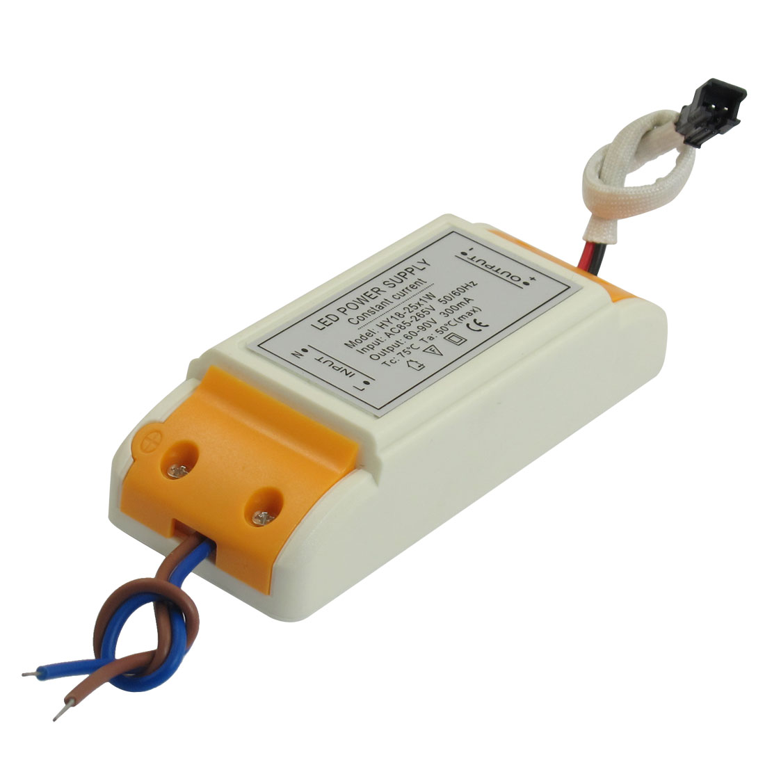 AC 110-265V DC 60-90V (18-25)x1W Halogen Lamp LED Power Supply Transformer